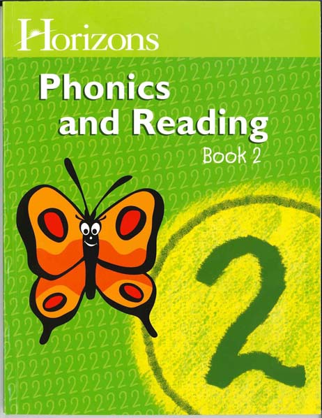 Horizons 2nd Grade Phonics & Reading Student Book 2 from Alpha Omega Publications