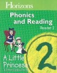 Horizons 2nd Grade Phonics & Reading Student Reader 2—A Little Princess & Other Classic Stories from Alpha Omega Publications