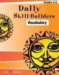Daily Skill-Builders Vocabulary Grades 4-5 from Walch Publishing