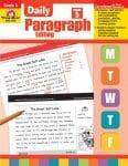 Daily Paragraph Editing Grade 5 from Evan-Moor