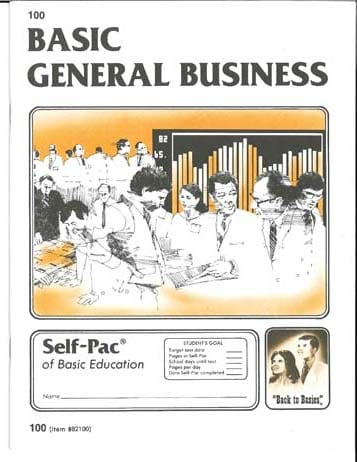 General Business Pace 107