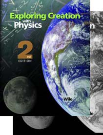 Exploring Creation with Physics Book Set Second Edition from Apologia