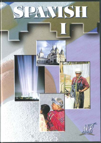 Spanish I DVD 8 from Accelerated Christian Education