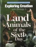 Exploring Creation with Zoology 3 from Apologia