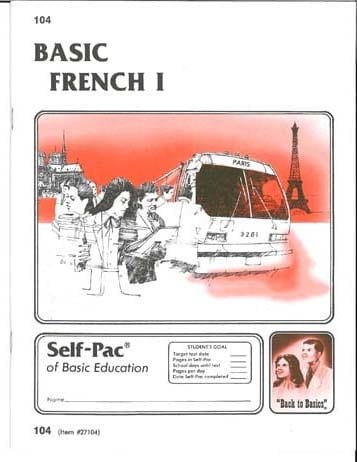 French I Pace 1101