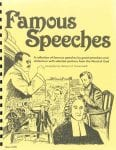 Famous Speeches from Accelerated Christian Education