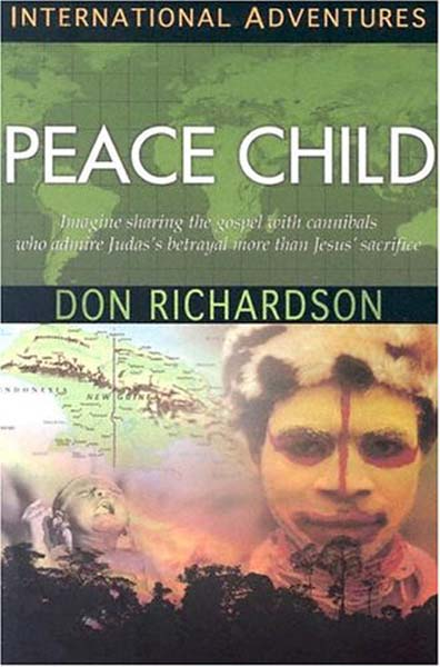 Peace Child by Don Richardson from Accelerated Christian Education