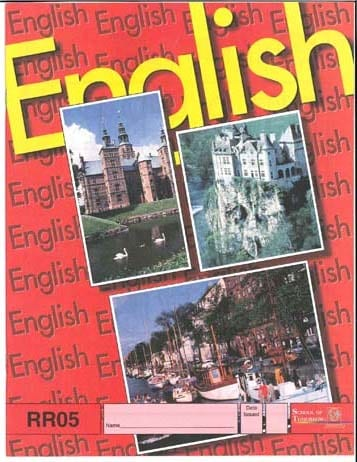 Reading Readiness English PACE 8 from Accelerated Christian Education