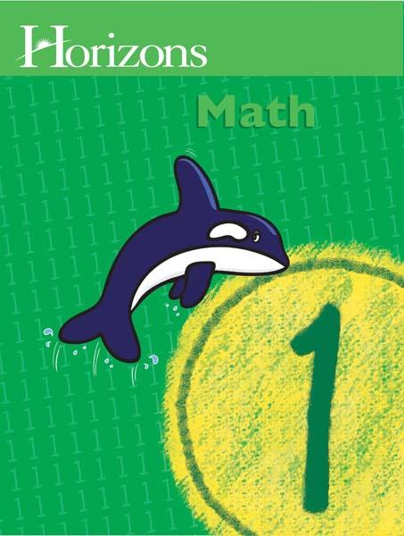 Horizons 1st Grade Math Student Book 1 from Alpha Omega Publications