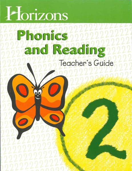 Horizons 2nd Grade Phonics & Reading from Alpha Omega Publications