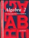 Algebra 2 Homeschool Kit Third Edition from Saxon Math