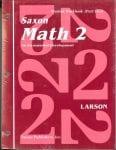 Math 2 Complete Homeschool Kit from Saxon Math