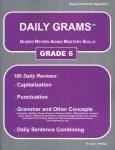 Daily Grams: Grade 6 Teacher Text from Easy Grammar Systems