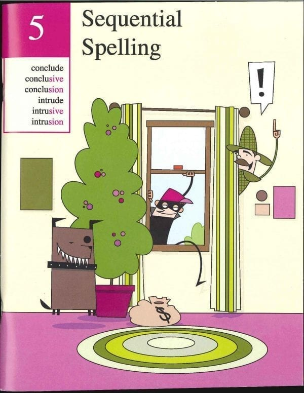 Level 5 Teacher's Manual by Sequential Spelling