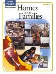 Homes and Families Level A Student Book by Steck-Vaughn