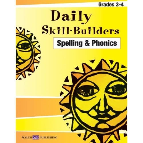 Daily Skill-Builders Grammar and Usage Grades 3-4 from Walch Publishing