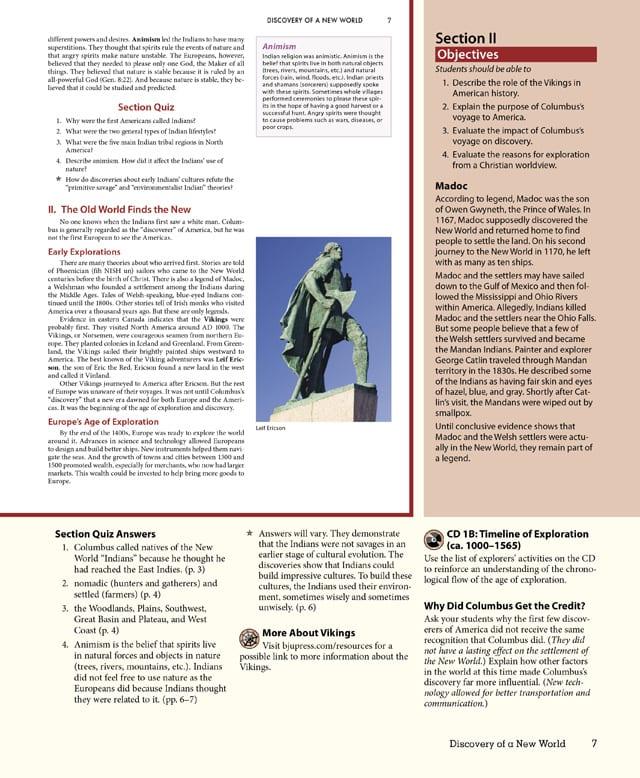 8th Grade American Republic Textbook Kit From BJU Press