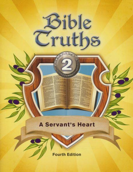 2nd Grade Bible Truths Textbook Kit from BJU Press