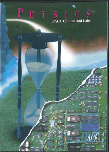 Physics Labs on DVD from Accelerated Christian Education
