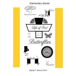 Life of Fred: Butterflies from Polka Dot Publishing