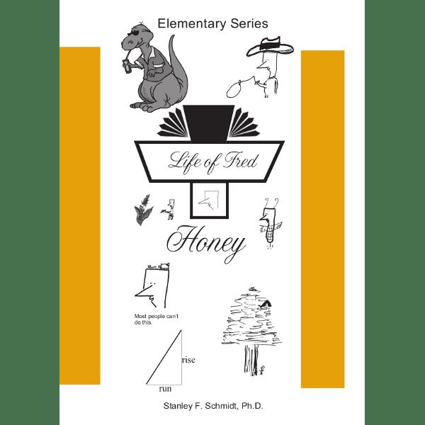 Life of Fred: Honey from Polka Dot Publishing