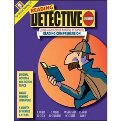 Reading Detective Beginning from The Critical Thinking Company