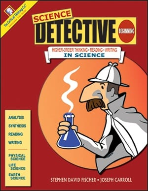 Science Detective Beginning, Grades 3-4, from The Critical Thinking Company