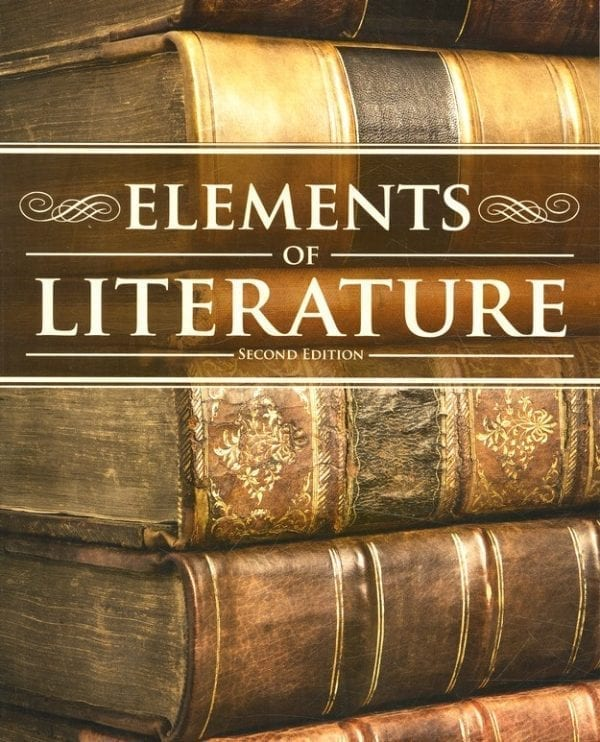 10th Grade Elements of Literature Textbook Kit (High School) 2nd Edition from BJU Press