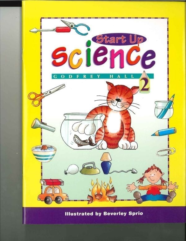 Start Up Science Book 2 by Singapore Math