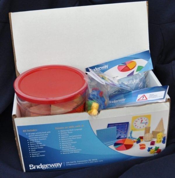 Discovery Math Kit Grades 2/3 from Bridgeway