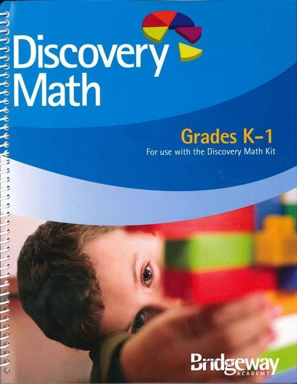 Discovery Math Guide K/1 from Bridgeway