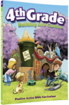 4th Grade Building Life Castles Student Manual from Positive Action for Christ
