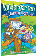 Kindergarten Learning About God Student Manual from Positive Action for Christ