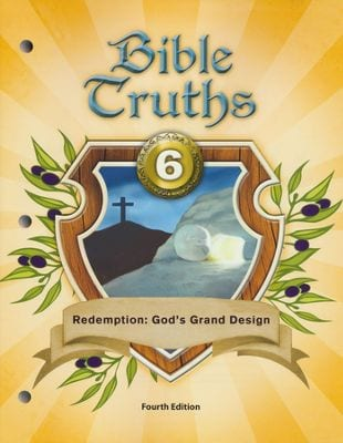 6th Grade Bible Truths Textbook Kit from BJU Press