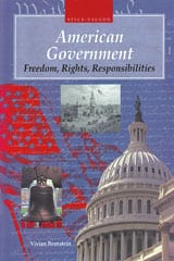 American Government Student Book by Steck-Vaughn