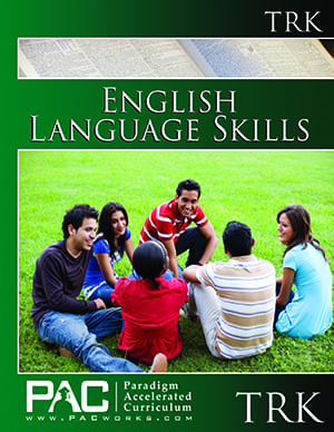 English I: Language Skills Teacher's Resource Kit with CD from Paradigm Accelerated Curriculum