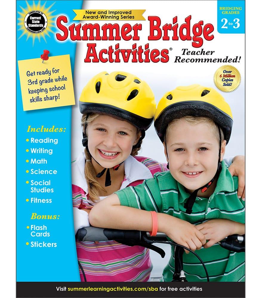SALE! Summer Bridge Activities 2-3