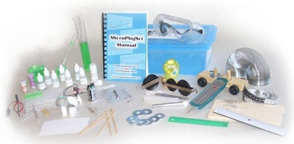 Physical Science Lab Kit from Quality Science Labs