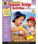 Summer Bridge Activities Grades PreK-K from Carson-Dellosa