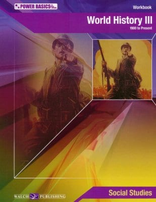 Power Basics - World History III Kit from Walch Publishing