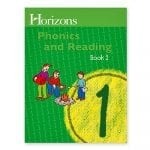 Horizons 1st Grade Phonics & Reading Student Book 2 from Alpha Omega Publications
