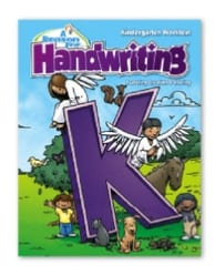 Level K - Kindergarten Student Worktext by Reason for Handwriting