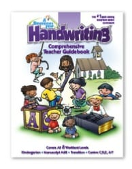 Level K-F Teacher Guidebook by Reason for Handwriting