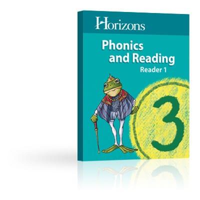Horizons 3rd Grade Phonics & Reading Student Reader 1 from Alpha Omega Publications