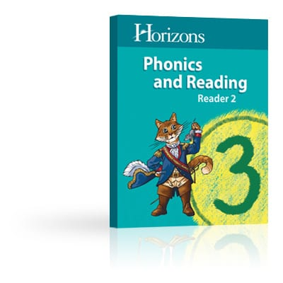 Horizons 3rd Grade Phonics & Reading Student Reader 2 from Alpha Omega Publications