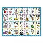 Horizons Kindergarten Phonics & Reading Alphabet Floor Puzzle from Alpha Omega Publications