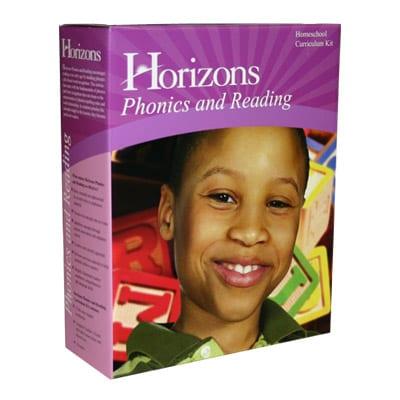 Horizons 2nd Grade Phonics & Reading Set from Alpha Omega Publications