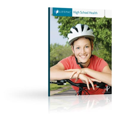 High School Health Unit 2 Worktext from Alpha Omega Publications