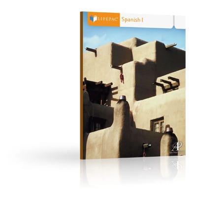 Spanish I 10-Unit Student Set (High School) from Alpha Omega Publications