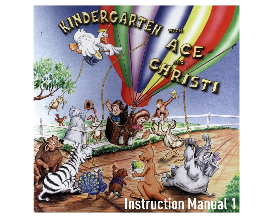 Kindergarten ACE and Christi Complete Kit by Accelerated Christian  Education ACE
